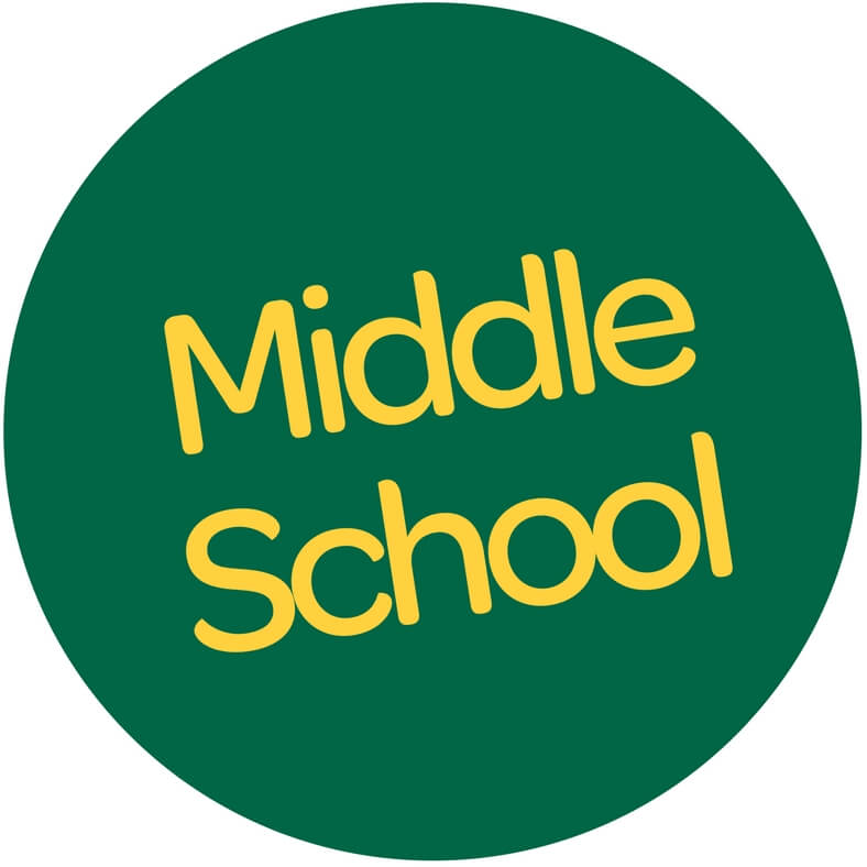 Middle School Curriculum Page