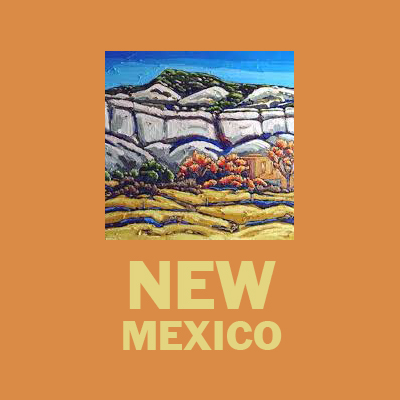 Paint The Desert: New Mexico