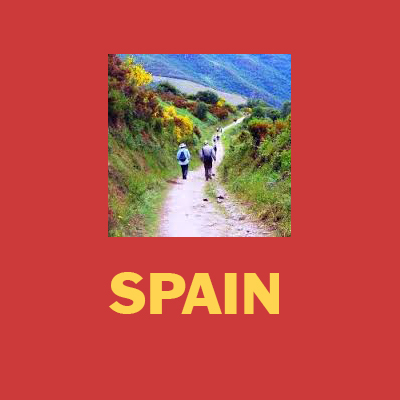 "El Camino de Santiago: Hiking Spain's ""The Way of Saint James"""
