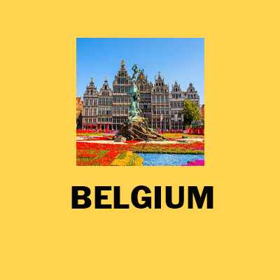Belgium: Art, History, and Chocolate