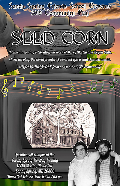 Seed Corm - 2019 Community Play